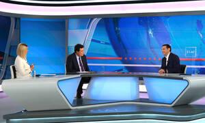 Τσίπρας: Η ΝΔ δηλητηρίασε την κοινωνία με το Σκοπιανό