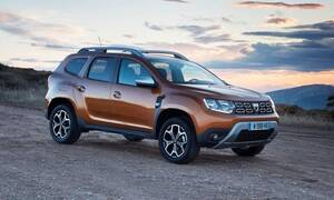 H Dacia θα μεγαλώσει τη γκάμα του επιτυχημένου και προσιτού SUV της Duster