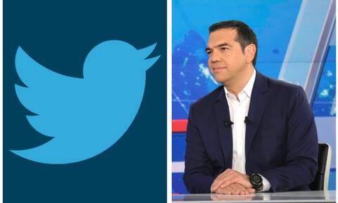 Τσίπρας στον ΣΚΑΪ: Χαμός στο Twitter για τη... συνέντευξη της χρονιάς