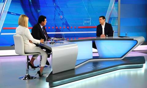 PM Tsipras on SKAI TV: We led the country out of the crisis