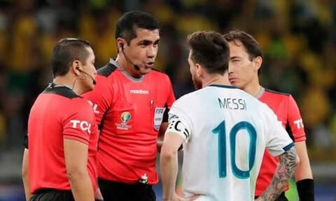 Κόπα Αμέρικα - Τα... έχωσε στους διαιτητές ο Μέσι: «Μετρούν μαλ@@@ες στη διοργάνωση»!
