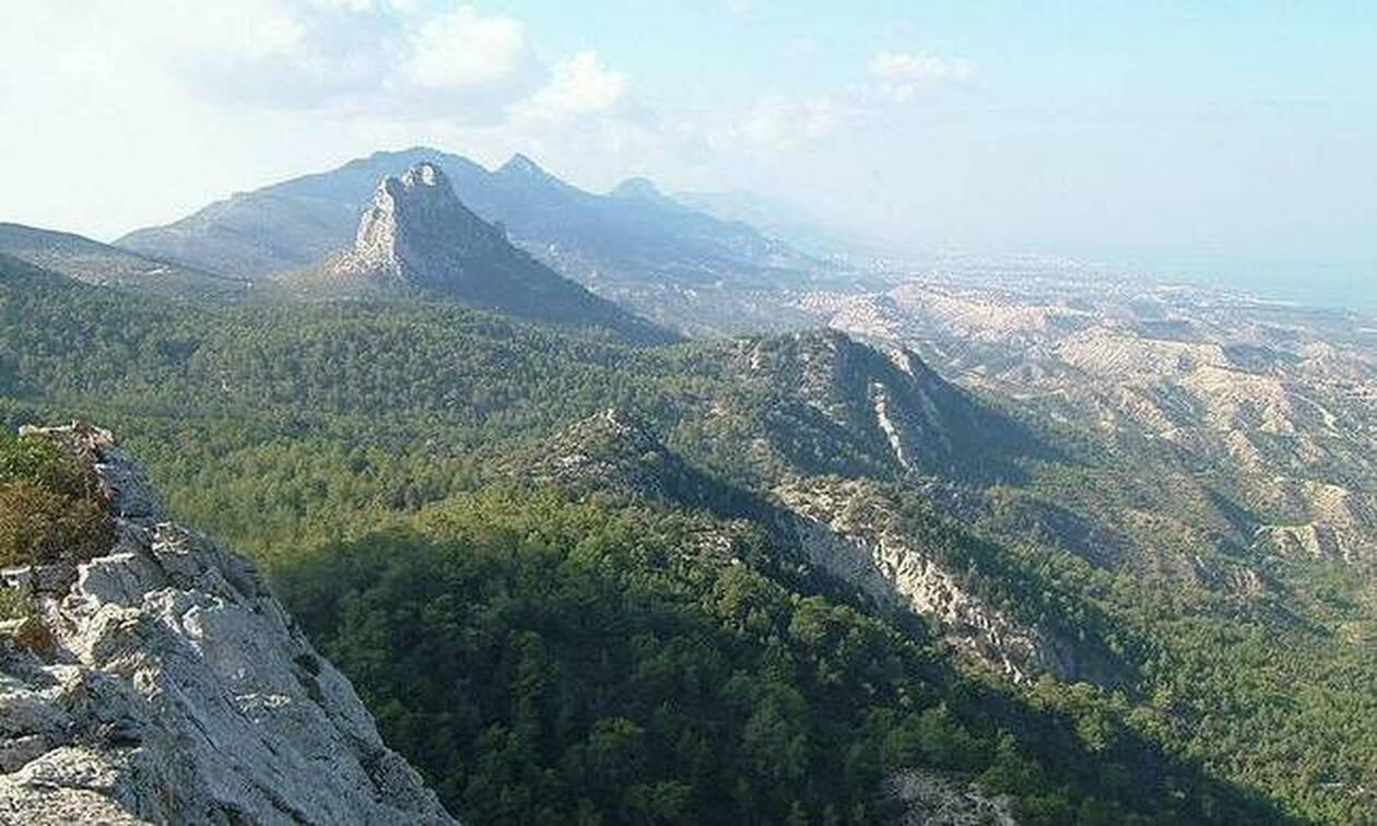 Ζάκυνθος: Εθελοντές «χτενίζουν» το όρος Σκοπός για τον 73χρονο Ουαλό τουρίστα