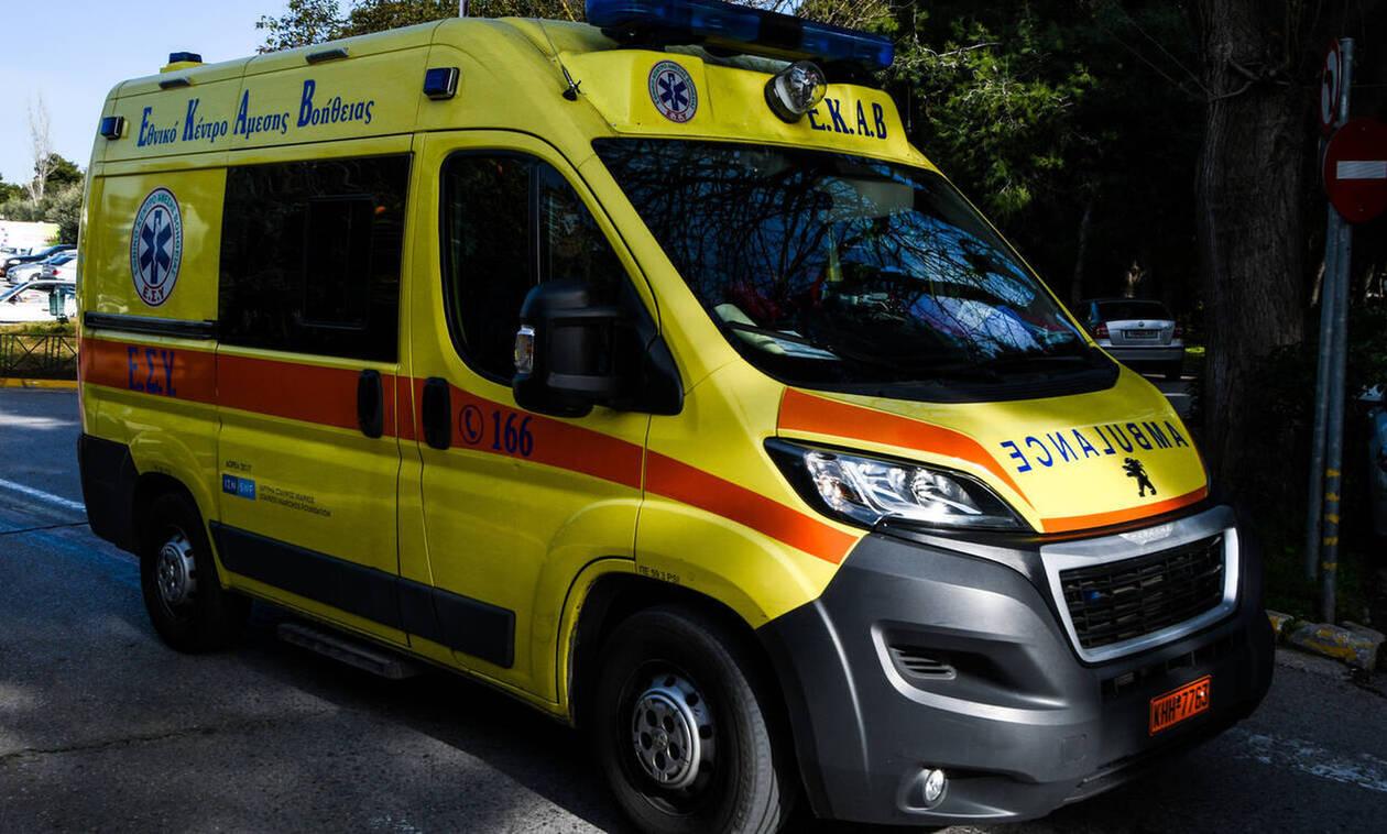 Τραγωδία στα Χανιά: Νεκρός 35χρονος σε φρικτό τροχαίο