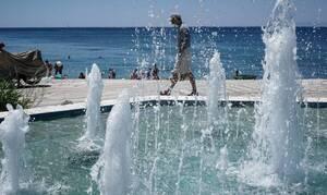 Грецию накрыла волна аномальной жары