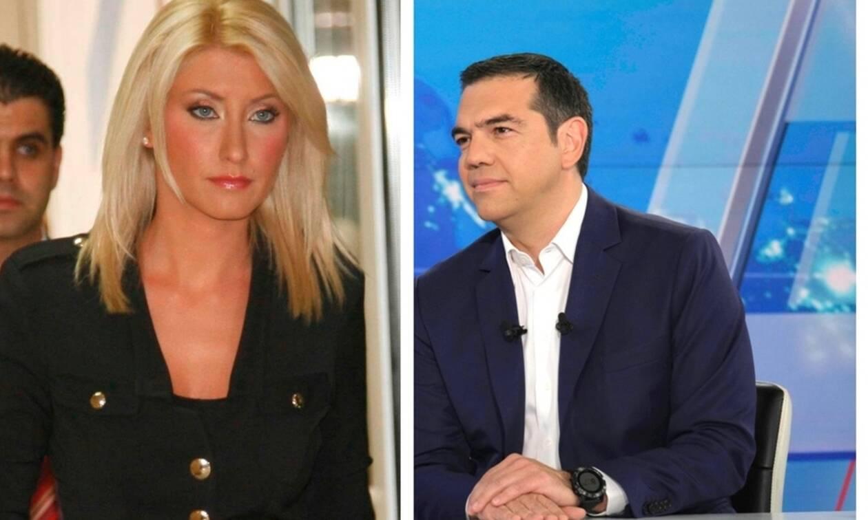 Τσίπρας - Κοσιώνη: Δείτε το φιλί τους που δεν έδειξαν οι κάμερες (pics)