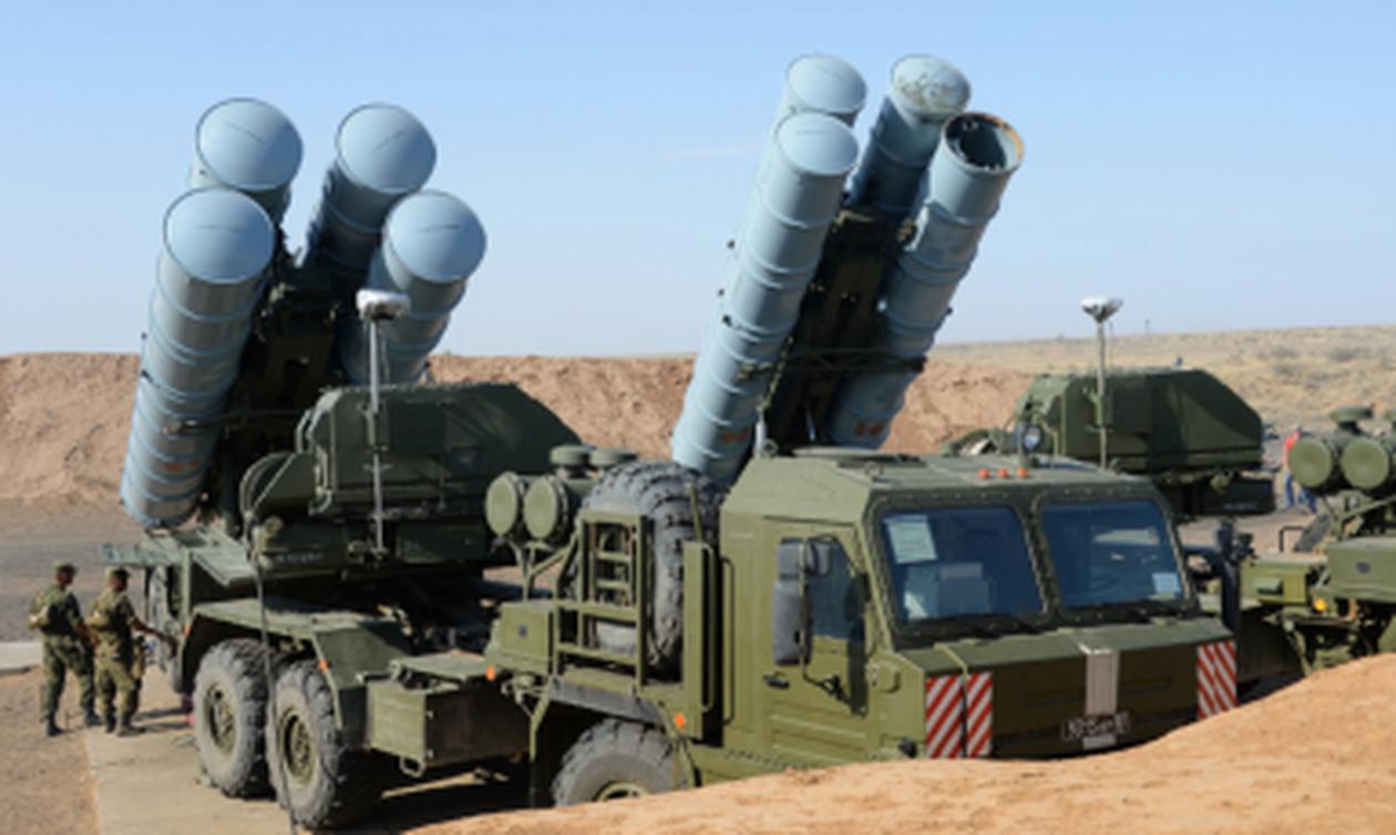 Αρχίζει ο «πόλεμος» ΗΠΑ - Τουρκίας: Στην Άγκυρα οι πρώτοι πύραυλοι S-400