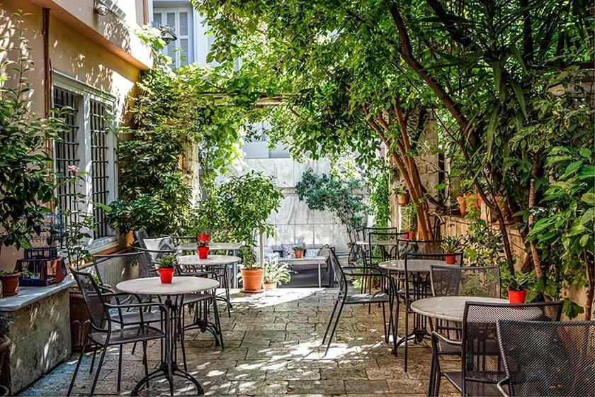 Black Duck Garden - Μουσείο της Πόλεως των Αθηνών