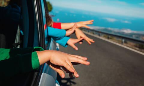 9 συμβουλές για να έχεις ένα εύκολο ταξίδι με το παιδί σου!