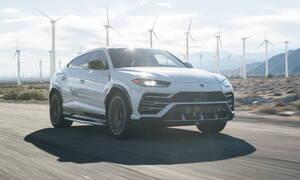 Η Urus, το SUV της Lamborghini εκτόξευσε τις πωλήσεις της μάρκας