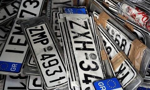 Εκλογές 2019: Επιστροφή πινακίδων και αδειών κυκλοφορίας - Ποιες παραβάσεις αφορά