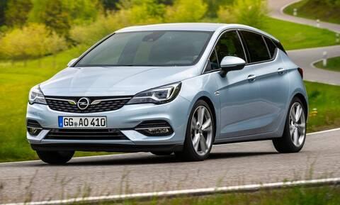 Ανανεωμένο Opel Astra με νέους κινητήρες και βελτιωμένη αεροδυναμική