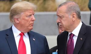 Τουρκία - ΗΠΑ: Τώρα αρχίζει ο «πόλεμος»! Η τιμωρία του Ερντογάν