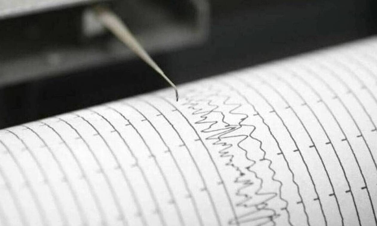 На Крите произошло землетрясение магнитудой 4,1 балла по шкале Рихтера