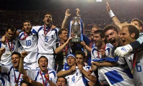 Euro 2004: Δεν σταματώ να τραγουδώ ποτέ - Όταν η Εθνική Ελλάδας το σήκωνε μέσα στην Λισαβόνα