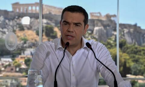 Εκλογές 2019 - Τσίπρας: Ο Μητσοτάκης θα κόψει τις επικουρικές – Θέλει να δώσει 37 δισ. στις τράπεζες