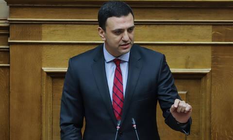 Εκλογές 2019 - Βασίλης Κικίλιας: «Η πατρίδα χρειάζεται αυτοδύναμη και ισχυρή κυβέρνηση»