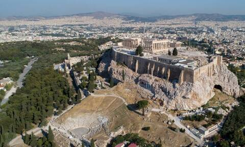 Acropolis to close on Thursday-Friday afternoon if temperatures exceed 36 C
