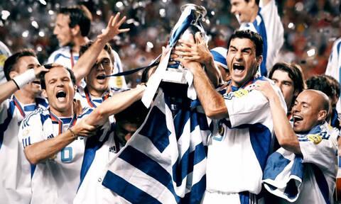 Δώδεκα απίστευτες ιστορίες γύρω από τον τελικό του Euro 2004! (pics+vid)