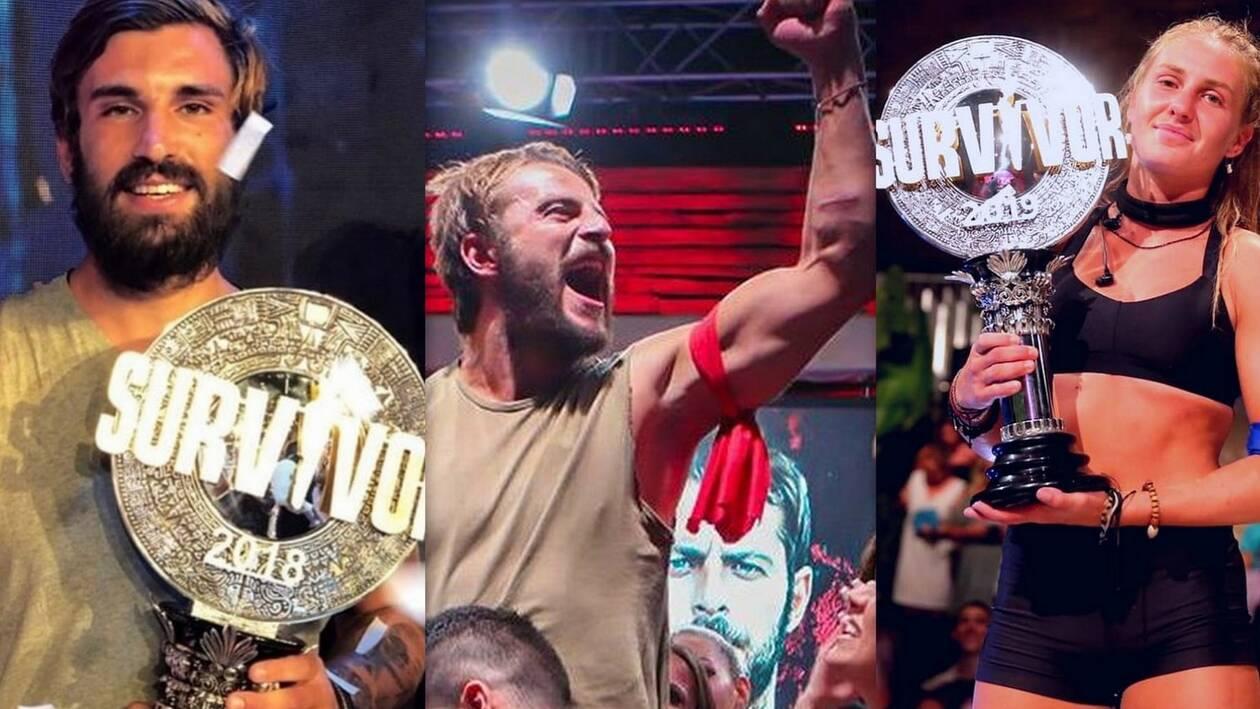 Ντάνος, Δαλάκα ή Γκότσης; Ποιος κέρδισε τα περισσότερα από το Survivor (pics)