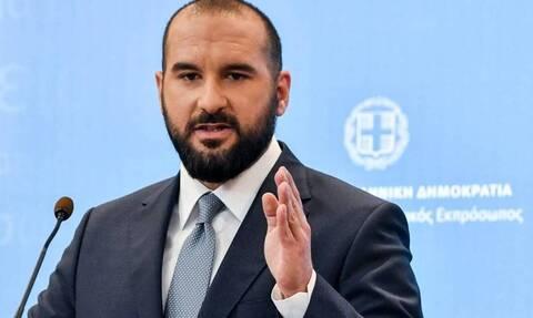 Τζανακόπουλος: «Τεράστιο θέμα οι δηλώσεις Παπαδημητρίου - Η θέση της ΝΔ είναι ίδια με του ΔΝΤ»