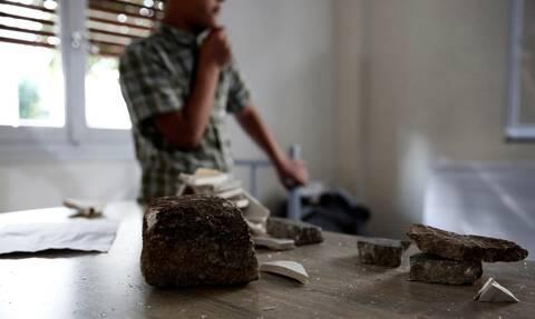 Προσαγωγή 48χρονου που φέρεται ως αρχηγός της οργάνωσης «Κρυπτεία»