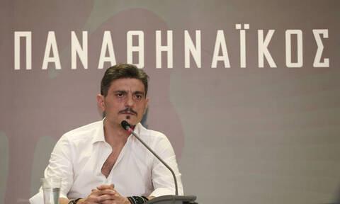 Όσα είπε ο Δημήτρης Γιαννακόπουλος για τον Παναθηναϊκό και τον Βοτανικό