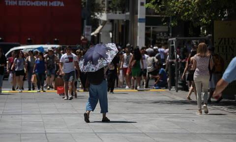 Καιρός: Καμίνι η χώρα - Οδηγίες προστασίας από τις υψηλές θερμοκρασίες
