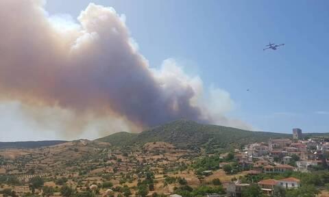 Φωτιά ΤΩΡΑ: Μυρίζει καμένο σε όλη την Αθήνα – Δείτε τι έχει συμβεί