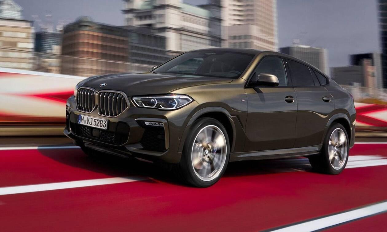 Νέα BMW X6: Αυτή είναι και επίσημα