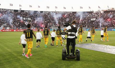 «Λευκός καπνός» για ΠΑΟΚ, ΑΕΚ και Super League 2 με ΕΡΤ!