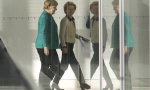 Γερμανία: Μεταξύ κόμματος και Ούρσουλα η Μέρκελ - Νέοι πονοκέφαλοι για την καγκελάριο