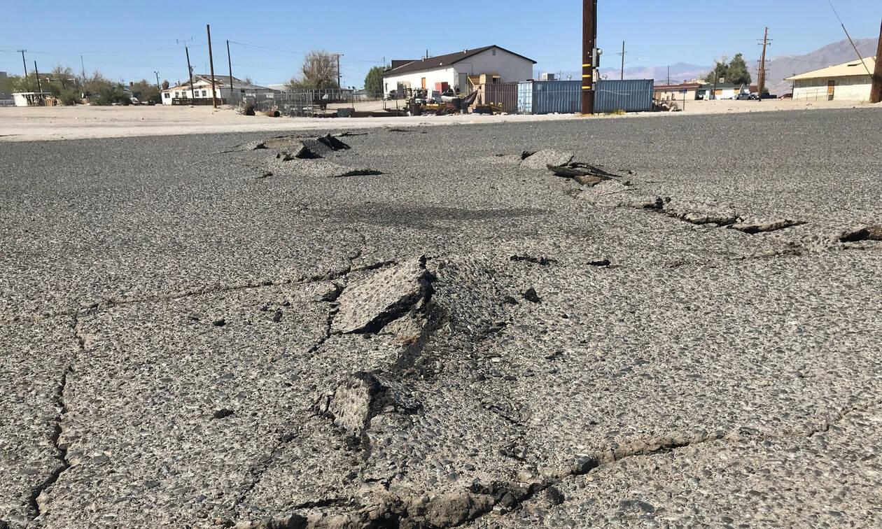 Σεισμός στην Καλιφόρνια: Ζημιές, τραυματισμοί, φωτιές και μετασεισμοί - Βίντεο σοκ από τα 7,1 Ρίχτερ