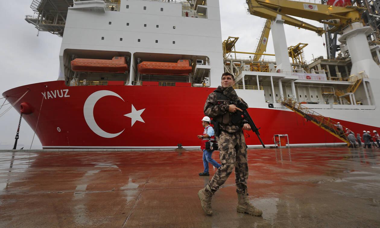 Τούρκος υπουργός Ενέργειας: «Το Γιαβούζ ξεκινά γεωτρήσεις σε μια εβδομάδα»