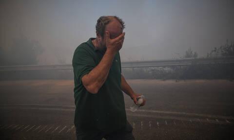 Φωτιά στην Εύβοια: Παντού στάχτη και καταστροφή - Σε κατάσταση έκτακτης ανάγκης τρεις περιοχές