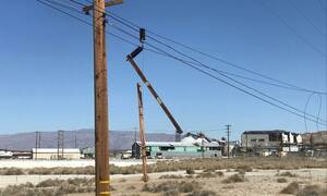 Καλιφόρνια: Η ανατριχιαστική στιγμή που ο Εγκέλαδος «χτυπάει» σε ζωντανή σύνδεση