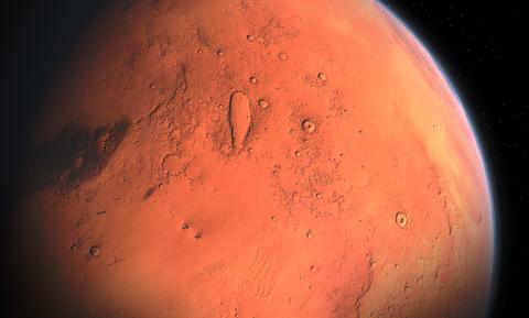 Η φωτογραφία από τον Άρη που «πάγωσε» τον πλανήτη και τους επιστήμονες