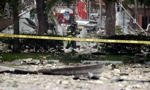 Eκρηξη σε εμπορικό κέντρο στη Φλόριντα
