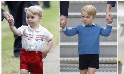 Η Kate Middleton έκανε μια απίστευτη αποκάλυψη για τον πρίγκιπα George