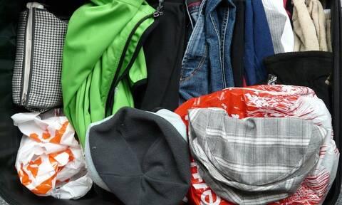 Βίντεο: Φτιάξε τη βαλίτσα σου για τις διακοπές με την μέθοδο της Marie Kondo και θα χωρέσει τα πάντα