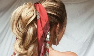 Αυτά είναι τα πιο stylish χτενίσματα με μαντήλια (pics)