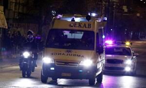 Παραλίγο τραγωδία στο Ηράκλειο: Άνδρας έπεσε στο κενό