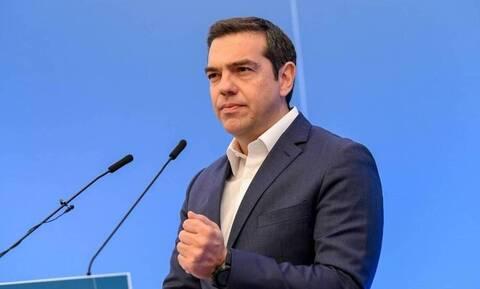 Εκλογές 2019: Το μήνυμα του Αλέξη Τσίπρα λίγο πριν ψηφίσει