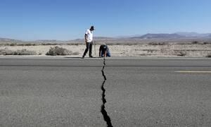 Σεισμός Καλιφόρνια: «Τρέμει» η γη - 4.700 σεισμούς κατέγραψαν οι σεισμογράφοι