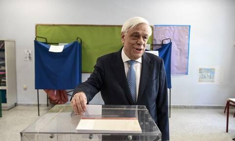 Εκλογές 2019 – Παυλόπουλος: Είναι η μέρα της λαϊκής ετυμηγορίας