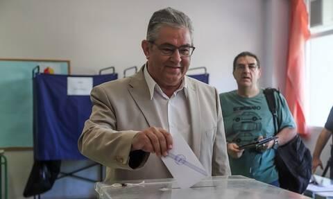Εκλογές 2019 - Κουτσούμπας: Σήμερα ψηφίζουμε για να είμαστε πιο δυνατοί την επόμενη ημέρα