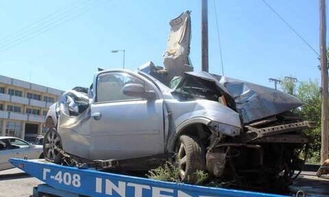 Τραγωδία στη Λάρισα: Το τελευταίο μήνυμα της 19χρονης πριν σκοτωθεί στο τροχαίο