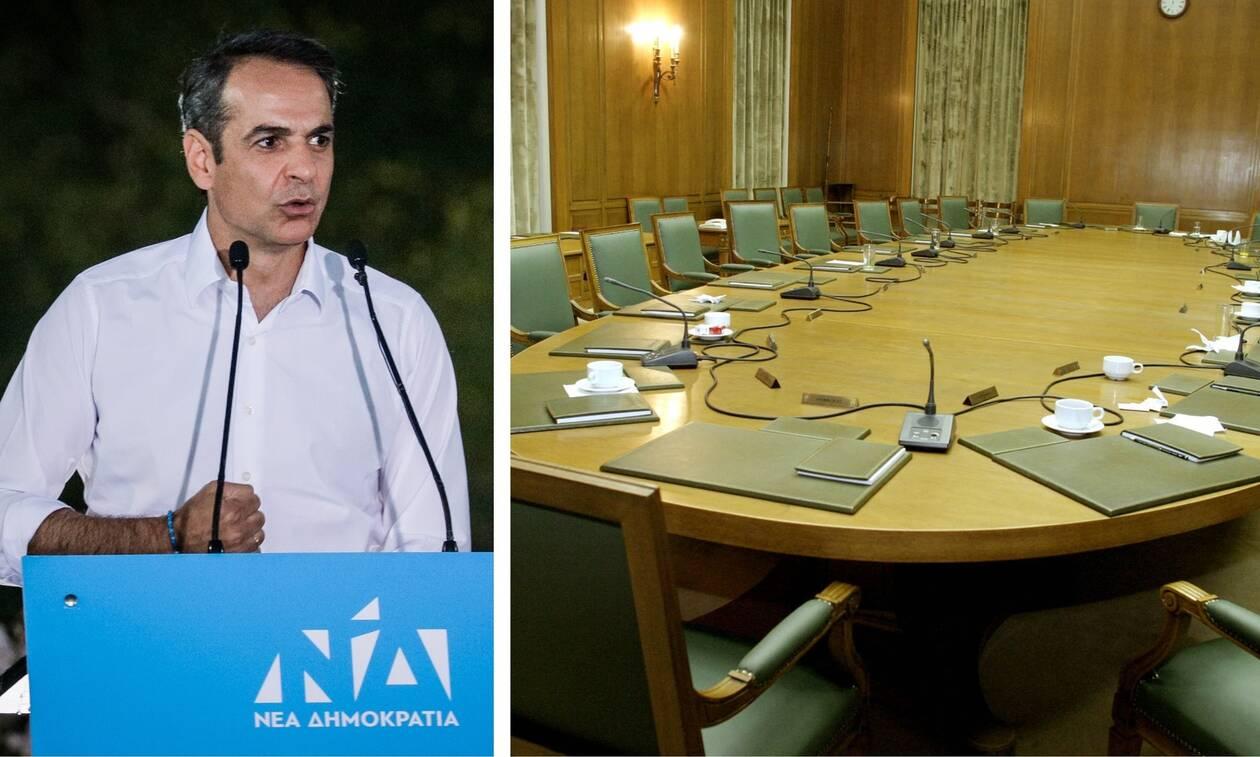 Αποτελέσματα Εκλογών 2019: Αυτή είναι η κυβέρνηση Μητσοτάκη - Ποιοι αναλαμβάνουν υπουργοί