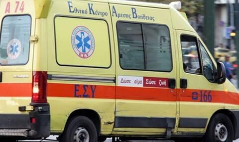 Θεσσαλονίκη: Τραυματισμός άνδρα που έπεσε σε υπόγειο εγκαταλελειμμένου κτηρίου