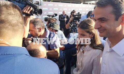 Εκλογές 2019: Στην Πειραιώς ο Μητσοτάκης - Με την οικογένεια του θα παρακολουθήσει τα αποτελέσματα