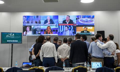 Αποτελέσματα εκλογών 2019: «Προσωπική νίκη του Κυριάκου Μητσοτάκη» σχολιάζουν στη ΝΔ